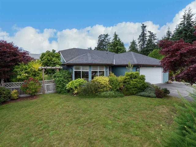 4883 Bluegrouse Drive, Sechelt, BC V0N 3A2 (#R2529437) :: 604 Realty Group