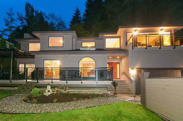5263 Marine Drive, West Vancouver, BC V7W 2P5 (#R2529752) :: Macdonald Realty