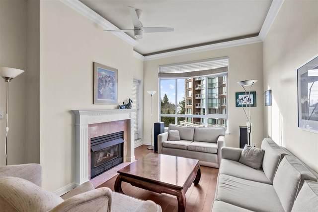 5735 Hampton Place #422, Vancouver, BC V6T 2G8 (#R2530069) :: Macdonald Realty