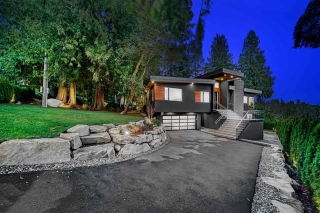 460 Hillcrest Street, West Vancouver, BC V7V 2L7 (#R2530102) :: Macdonald Realty