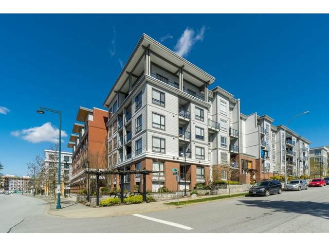 13733 107A AVE Avenue #424, Surrey, BC V3T 0B7 (#R2530262) :: Homes Fraser Valley