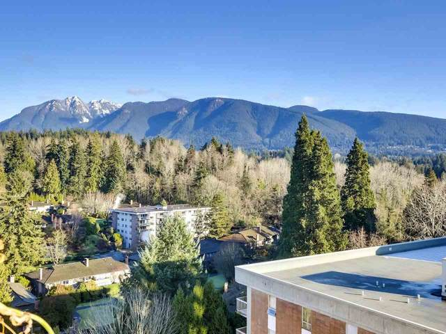 2016 Fullerton Avenue #1707, North Vancouver, BC V7P 3E6 (#R2530404) :: 604 Realty Group