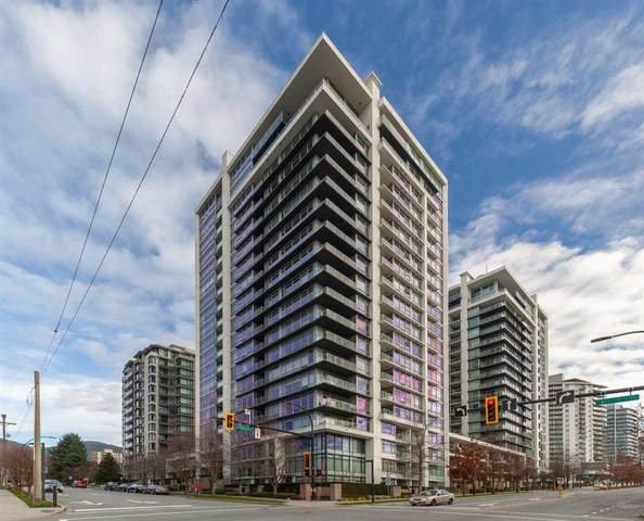 1320 Chesterfield Avenue #1306, North Vancouver, BC V7M 0A6 (#R2530452) :: 604 Realty Group