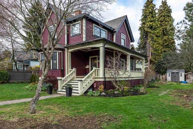 427 Fourth Street, New Westminster, BC V3L 2V5 (#R2530481) :: Premiere Property Marketing Team