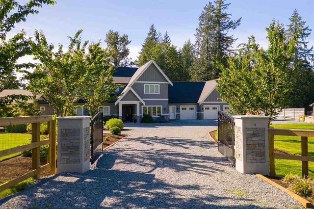 20053 Fernridge Crescent, Langley, BC V2Z 1X5 (#R2530533) :: Ben D'Ovidio Personal Real Estate Corporation | Sutton Centre Realty