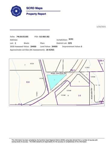 Lot 2 Garden Bay Road, Pender Harbour, BC V0N 2H1 (#R2530735) :: Initia Real Estate