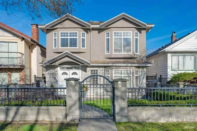 2815 Graveley Street, Vancouver, BC V5K 3J9 (#R2530780) :: Initia Real Estate