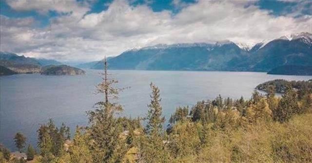 SL 19 Smugglers Cove Road, Bowen Island, BC V0N 1G1 (#R2530846) :: Macdonald Realty