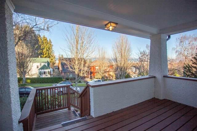 3542 W 27TH Avenue, Vancouver, BC V6S 1P8 (#R2530889) :: Ben D'Ovidio Personal Real Estate Corporation | Sutton Centre Realty