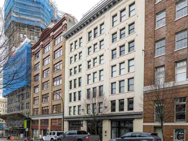 528 Beatty Street #705, Vancouver, BC V6B 2L3 (#R2530890) :: Ben D'Ovidio Personal Real Estate Corporation | Sutton Centre Realty