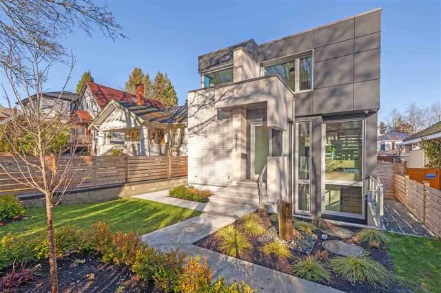 4383 W 15TH Avenue, Vancouver, BC V6R 3A9 (#R2530895) :: Ben D'Ovidio Personal Real Estate Corporation | Sutton Centre Realty