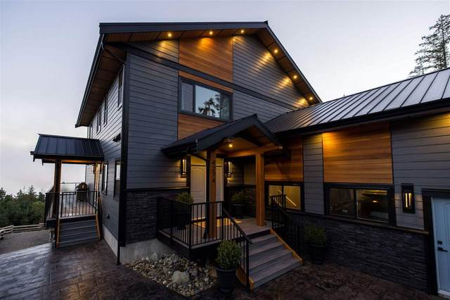 4274 Backstrom Drive, Garden Bay, BC V0N 1S1 (#R2530945) :: 604 Home Group
