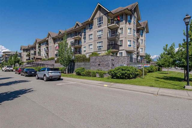 9000 Birch Street #105, Chilliwack, BC V2P 8G2 (#R2530949) :: RE/MAX City Realty
