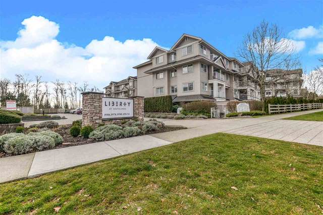 19366 65 Avenue #208, Surrey, BC V4N 5S1 (#R2530975) :: Homes Fraser Valley