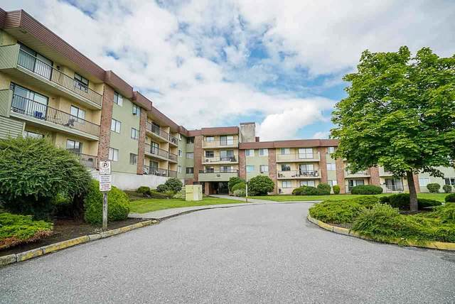 45598 Mcintosh Drive #323, Chilliwack, BC V2P 7J3 (#R2531036) :: RE/MAX City Realty