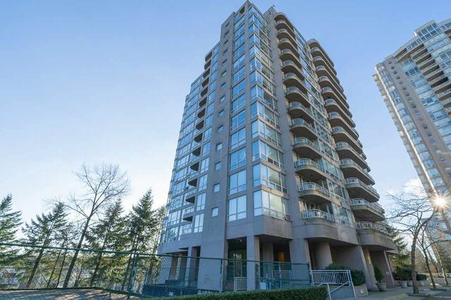 9623 Manchester Drive #708, Burnaby, BC V3N 4Y8 (#R2531080) :: Homes Fraser Valley