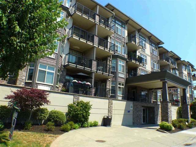 45893 Chesterfield Avenue #210, Chilliwack, BC V2P 1M5 (#R2531343) :: RE/MAX City Realty