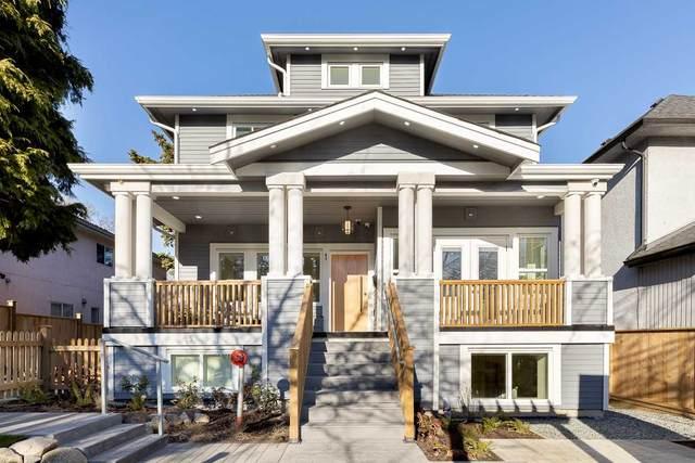 487 E 11TH Avenue #1, Vancouver, BC V5T 2C8 (#R2531643) :: RE/MAX City Realty