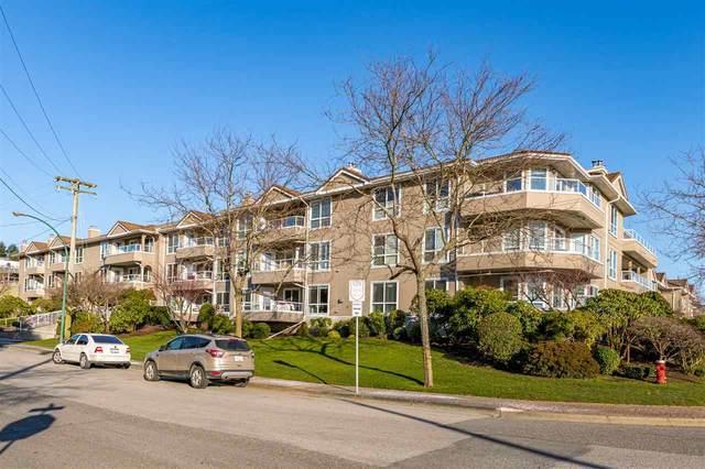 15875 Marine Drive #207, White Rock, BC V4B 5J2 (#R2531778) :: Macdonald Realty