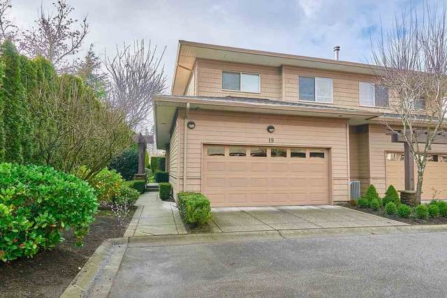 16655 64 Avenue #19, Surrey, BC V3S 3V1 (#R2531919) :: Ben D'Ovidio Personal Real Estate Corporation   Sutton Centre Realty