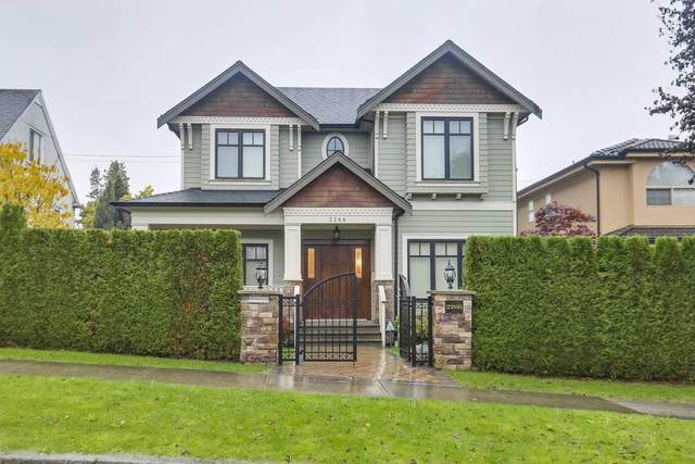 2266 W 21ST Avenue, Vancouver, BC V6L 1J5 (#R2532049) :: Macdonald Realty