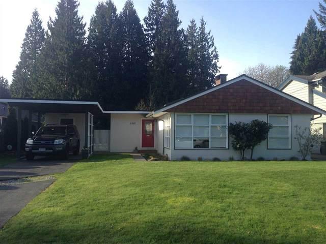 1367 W 23RD Street, North Vancouver, BC V5V 1Y1 (#R2532059) :: Premiere Property Marketing Team