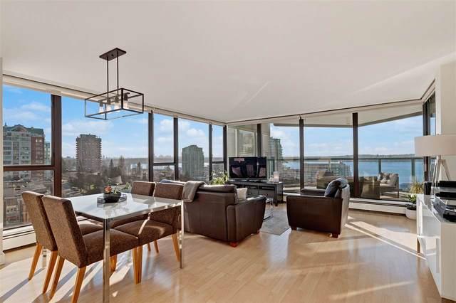 120 W 2ND Street #1001, North Vancouver, BC V7M 1C3 (#R2532069) :: Premiere Property Marketing Team