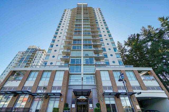 15152 Russell Avenue #803, White Rock, BC V4B 0A3 (#R2532096) :: Macdonald Realty