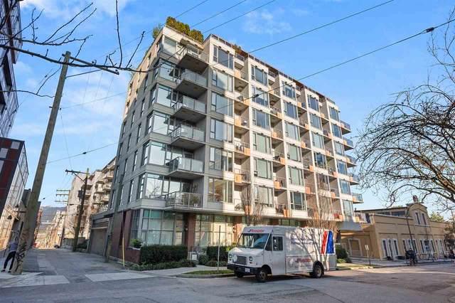 251 E 7TH Avenue #405, Vancouver, BC V5T 0B9 (#R2532124) :: RE/MAX City Realty