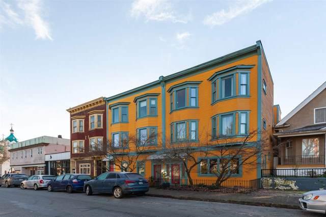 874 E Georgia Street #4, Vancouver, BC V6A 2A5 (#R2532128) :: Ben D'Ovidio Personal Real Estate Corporation | Sutton Centre Realty