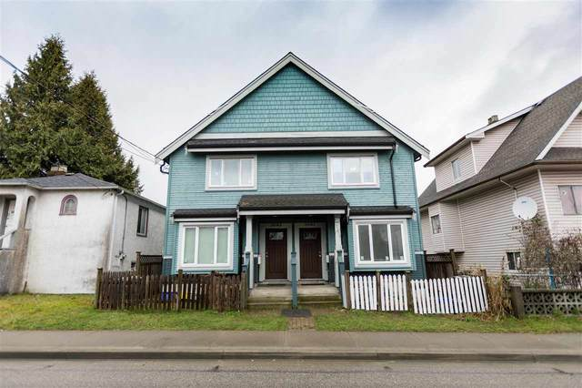 3641 Knight Street, Vancouver, BC V5N 3L4 (#R2532170) :: Ben D'Ovidio Personal Real Estate Corporation | Sutton Centre Realty