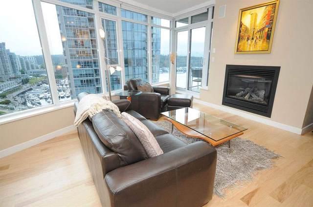 1233 W Cordova Street #1604, Vancouver, BC V6C 3R1 (#R2532177) :: RE/MAX City Realty