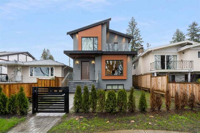 1645 W 63RD Avenue, Vancouver, BC V6P 2H7 (#R2532186) :: RE/MAX City Realty