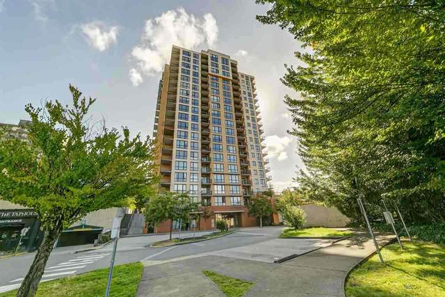 511 Rochester Avenue #1205, Coquitlam, BC V3K 0A2 (#R2532201) :: RE/MAX City Realty