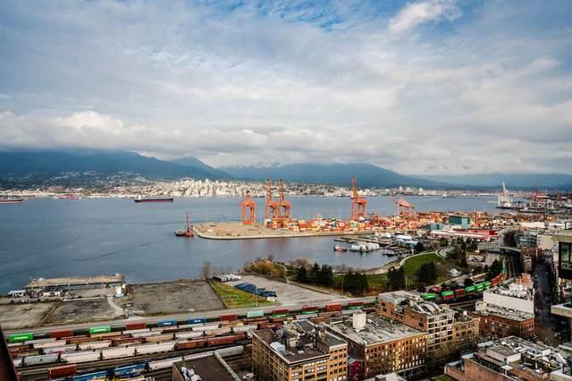 128 W Cordova Street #3505, Vancouver, BC V6B 0E6 (#R2532204) :: RE/MAX City Realty