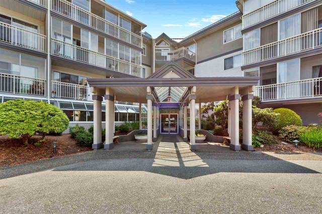31930 Old Yale Road #110, Abbotsford, BC V2T 2C7 (#R2532224) :: Ben D'Ovidio Personal Real Estate Corporation | Sutton Centre Realty