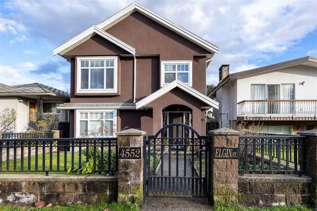 4552 Elgin Street, Vancouver, BC V5V 4R8 (#R2532234) :: Premiere Property Marketing Team