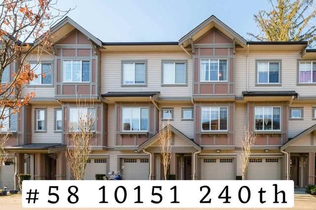 10151 240 Street #58, Maple Ridge, BC V2W 0G9 (#R2532268) :: Premiere Property Marketing Team