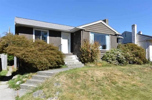 2557 W King Edward Avenue, Vancouver, BC V6L 1T5 (#R2532421) :: Macdonald Realty