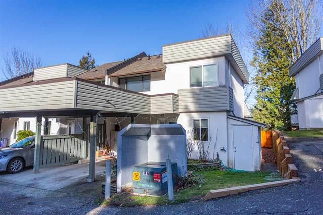 2830 W Bourquin Crescent #45, Abbotsford, BC V2S 5N8 (#R2532524) :: Ben D'Ovidio Personal Real Estate Corporation | Sutton Centre Realty