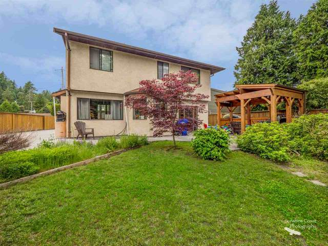 5757 Surf Circle, Sechelt, BC V0N 3A0 (#R2532538) :: Ben D'Ovidio Personal Real Estate Corporation | Sutton Centre Realty