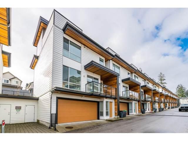 2825 159 Street #5, Surrey, BC V3Z 0T9 (#R2532689) :: Macdonald Realty