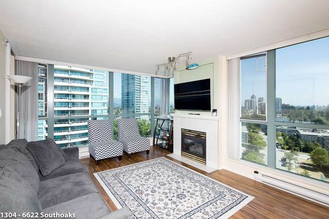 6622 Southoaks Crescent #1304, Burnaby, BC V5E 4K2 (#R2532762) :: Initia Real Estate
