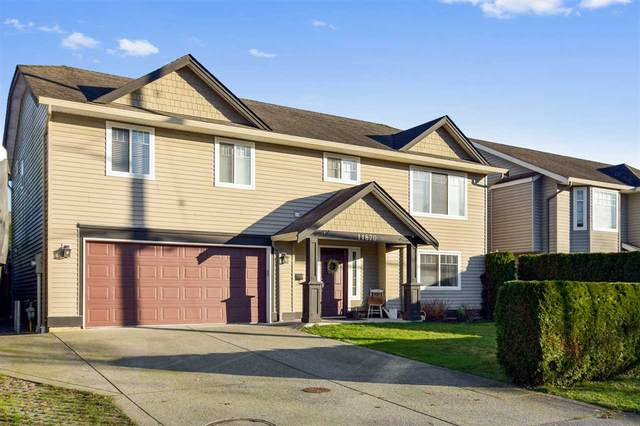11870 West Street, Maple Ridge, BC V2X 4T1 (#R2532837) :: Ben D'Ovidio Personal Real Estate Corporation | Sutton Centre Realty