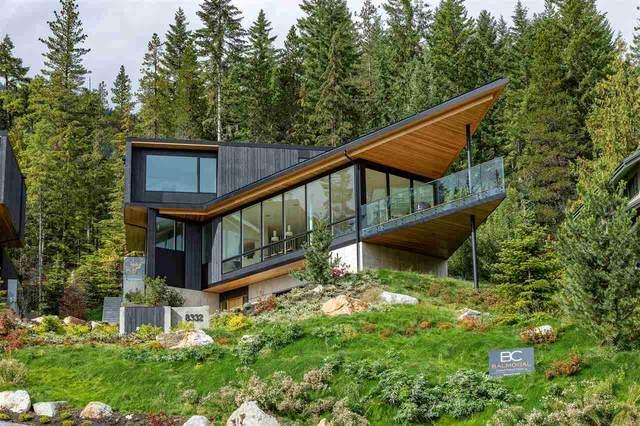 8332 Mountainview Drive, Whistler, BC V8E 0G3 (#R2532886) :: Macdonald Realty