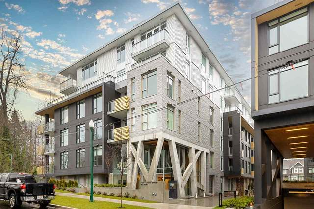 7428 Alberta Street #408, Vancouver, BC V5X 0J5 (#R2533032) :: Macdonald Realty