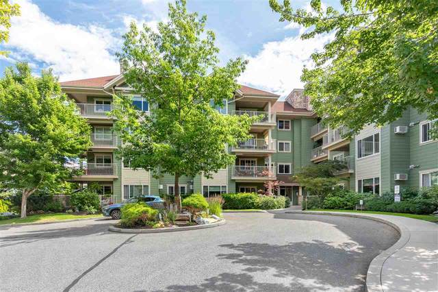 686 Lequime Road #307, Cadreb Other, BC V1W 1A4 (#R2533376) :: Macdonald Realty