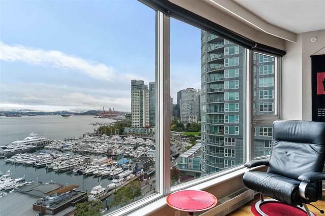 560 Cardero Street #1505, Vancouver, BC V6G 2W6 (#R2533913) :: Initia Real Estate