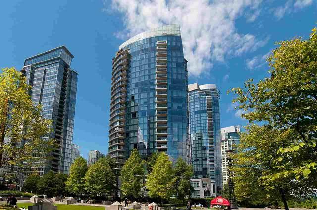 1233 W Cordova Street #2004, Vancouver, BC V6C 3R1 (#R2534214) :: Initia Real Estate