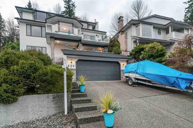 630 Thurston Terrace, Port Moody, BC V3H 4J2 (#R2534276) :: Macdonald Realty